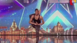 Flexible para el baile: adolescente sorprende con increíble talento