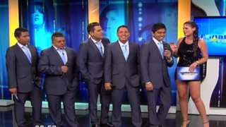 Grupo 5 en Panamericana Espectáculos: Christian Yaipén se graduó en Berklee
