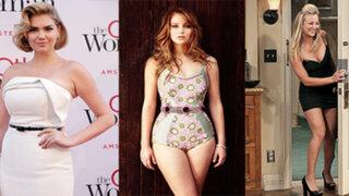 ¿Quiénes son las famosas que sufrieron filtración de fotos íntimas?