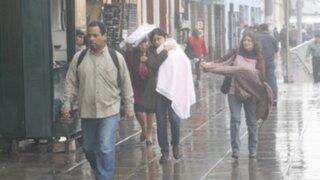 Pronostican que lloviznas se prolongarán hasta este viernes 22 en Lima