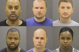 EEUU: acusan formalmente a policías por muerte de afroamericano en Baltimore