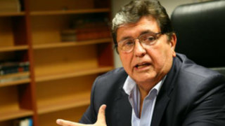 Convocar a juez dirimente en caso Alan García no procede, según abogado