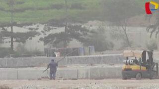 Intentan apoderarse de terreno de camposanto en La Molina