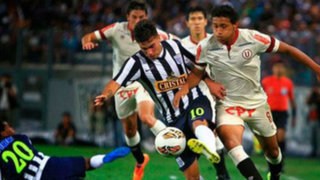 El clásico fue blanquiazul: Alianza Lima venció 1-0 a Universitario en Matute