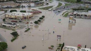 Fuertes lluvias e inundaciones dejan tres muertos en Estados Unidos