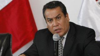 Ministro de Justicia dio autorización a Joel Segura para opinar sobre Milagros Leiva