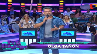 """""""Está Cantado"""" : Olga Tañón y sus buenos deseos para el novedoso programa"""