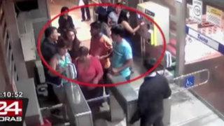Reforzarán seguridad en estaciones del Metropolitano para evitar actos de violencia