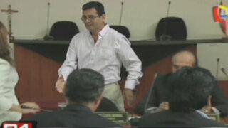 César Álvarez niega vínculos con empresas de Belaunde Lossio