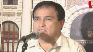 Fredy Otárola niega haber grabado spots de campaña en 'La Centralita'