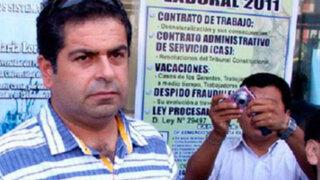 Belaunde Lossio: comisión investigadora lo interrogará mañana en Piedras Gordas