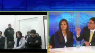 Hoy se inicia juicio contra Marco Arenas y Fernanda Lora por crimen de empresaria
