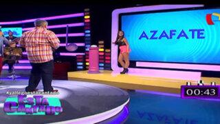 """""""Está Cantado"""" : concursantes improvisaron canciones en divertido juego"""