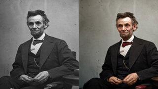 Estas impresionantes fotos históricas convertidas a color te sorprenderán