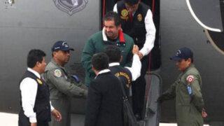 Martín Belaunde Lossio admitió que pagó para facilitar su fuga en Bolivia