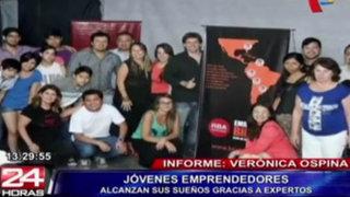 Ong BiiA Lab permite a los jóvenes emprendedores hacer realidad sus sueños
