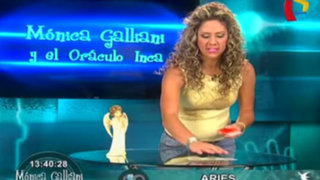 Mónica Galliani presenta el horóscopo del amor para este fin de semana