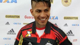 Bloque Deportivo: Paolo Guerrero es nuevo jugador del Flamengo de Brasil