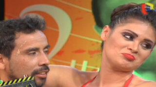 Baila Batería Baila: Martín Arredondo y Georgette Cárdenas fueron eliminados