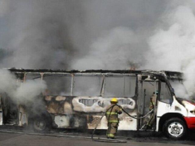 México: ataques de narcotraficantes en Jalisco dejó al menos siete muertos