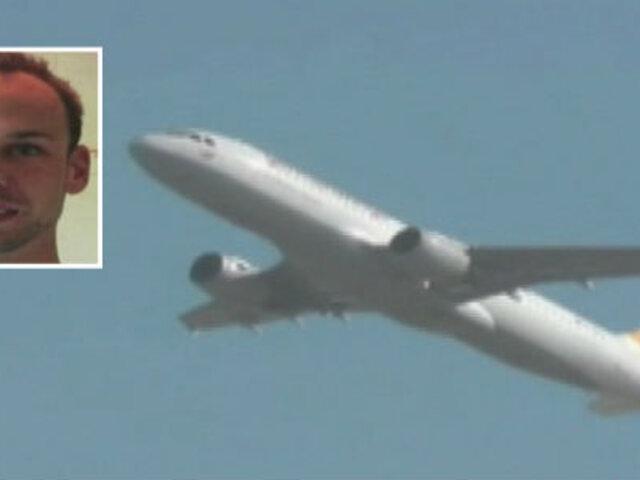 Francia: copiloto de Germanwings ensayó maniobra que provocó caída de nave