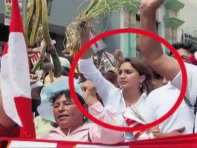 Ana María Solórzano también fue opositora al proyecto Tía María en 2011