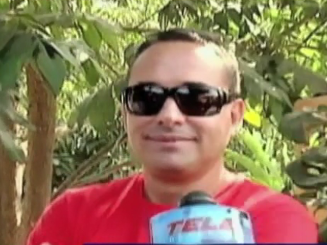 Exfutbolista Roberto Martínez reveló que se convertirá en padre