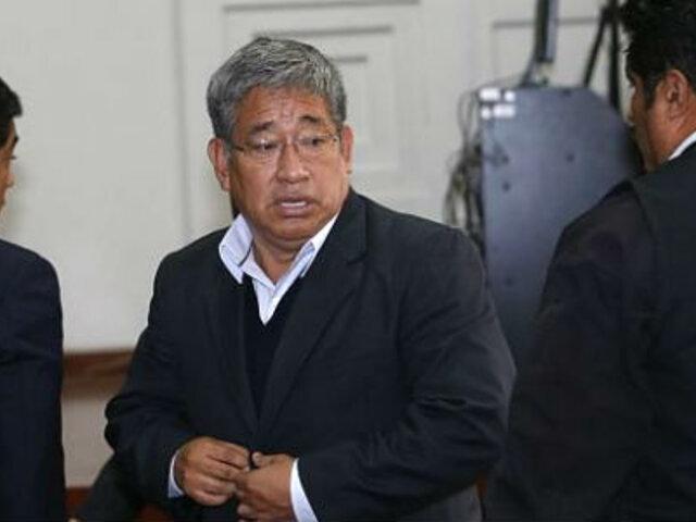 Facundo Chinguel irá a juicio oral por caso 'Narcoindultos'