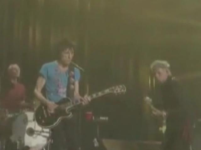 Legendaria banda The Rolling Stones presentó concierto en EEUU
