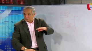 González Izquierdo analiza inflación de mayo: estima que tendencia continuará en junio
