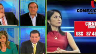 """Lescano sobre Nadine Heredia: """"Se propuso comisión investigadora para recientes revelaciones"""""""
