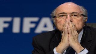 Sorpresivamente Josep Blatter renuncia a la FIFA y convoca a elecciones