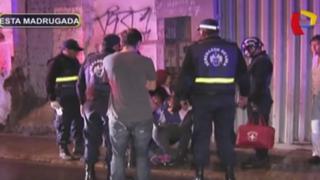 Sujeto apuñaló a su pareja en Barrios Altos: hija de un año presenció ataque