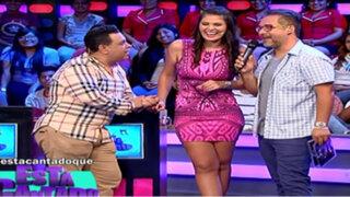 Está Cantado : famosos de Panamericana participaron en el programa
