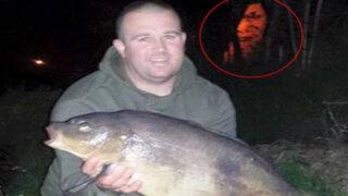 Gales : un terrorífico rostro apareció misteriosamente en una fotografía