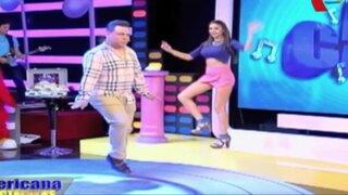 Este es el baile de Andrés Hurtado que desató la burla de integrantes de La Batería