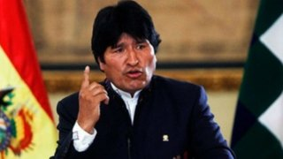 Bolivia: Evo Morales asegura que Chile perderá en La Haya