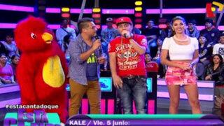 Está Cantado : Kale interpretó el popular tema musical 'La casa sola'