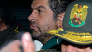Bolivia: fiscales viajarán a Lima para interrogar a Belaunde Lossio