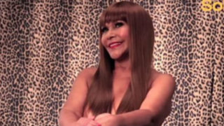 La Tigresa del Oriente se desnudó para la revista SoHo