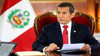 Visa Schengen : Congreso autoriza viaje de Ollanta Humala a Bélgica