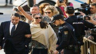 Isabel Pantoja regresó a prisión tras cuatro días de permiso