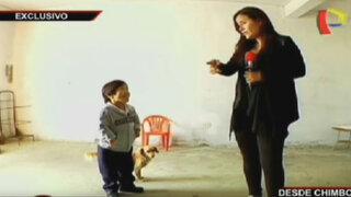 La predicadora más pequeña del Perú: La historia de Carmencita Reyes