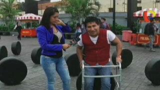 Días difíciles para Danny Rosales: El cómico corre el riesgo de quedar paralítico