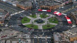 Cercado de Lima: conozca el plan de desviós por el Día de la Bandera