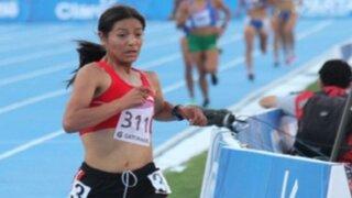 Inés Melchor se coronó campeona en Sudamericano de Atletismo