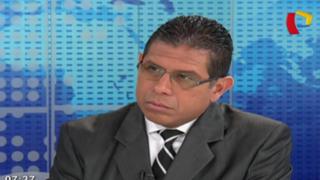 "César Azabache sobre caso Nadine Heredia: ""La Sunat ya debería intervenir"""