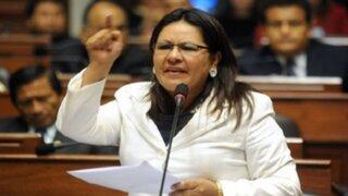 Acusan a nacionalista Julia Teves de abandonar a mujer atropellada