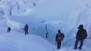 Montañistas extranjeros mueren en nevado de Huaraz