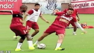 Optimismo al máximo en la Videna: selección peruana motivada por debut ante Brasil